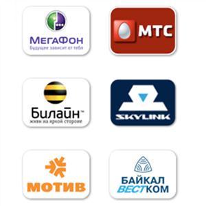 Операторы сотовой связи Ак-Довурака